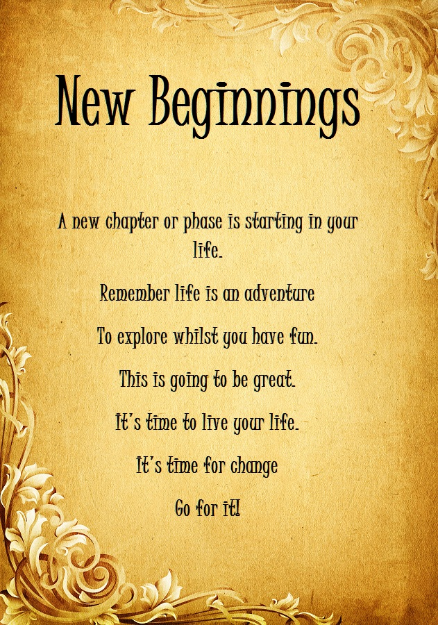 New Beginning Quotes Christmas
